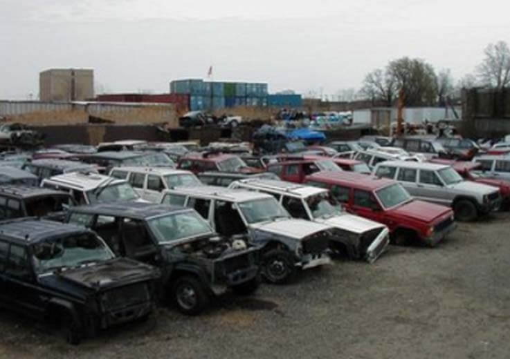 junk cars for cash